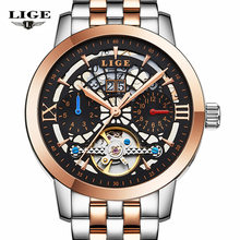 LIGE Watch Fashion Business LIGE2606