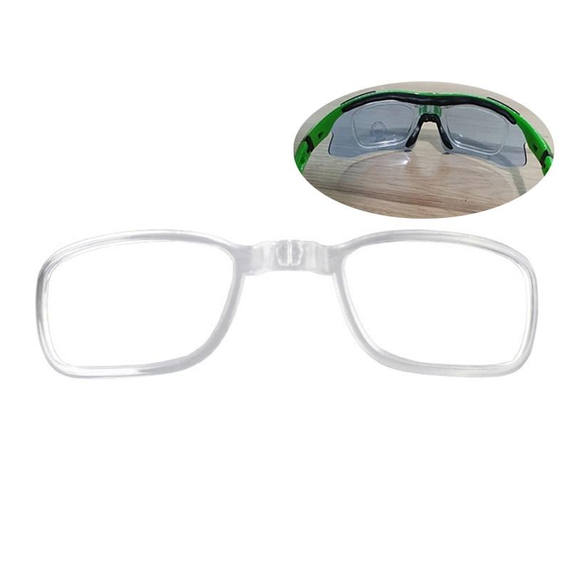LOCLE Cycling Glasses Eyewear Myopia Frame Bike Bicycle Cycling Sun Glasses Inner Frame Glasses Myopic Lens|Cycling Eyewear| |  - title=