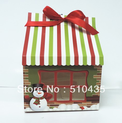 cupcake box Picture - More Detailed Picture about Christmas ...