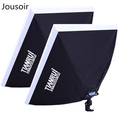 LED light with softbox Floor lamp 2 sets photography studio set shooting equipment props TD-140 CD50