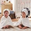KAMIMI Leão Toalha de Banho do bebê Cobertores macios Do Bebê meninos Recém-nascidos Forma Animais Swaddle Cobertor do bebê Saco de Dormir de algodão Recém-nascidos I140