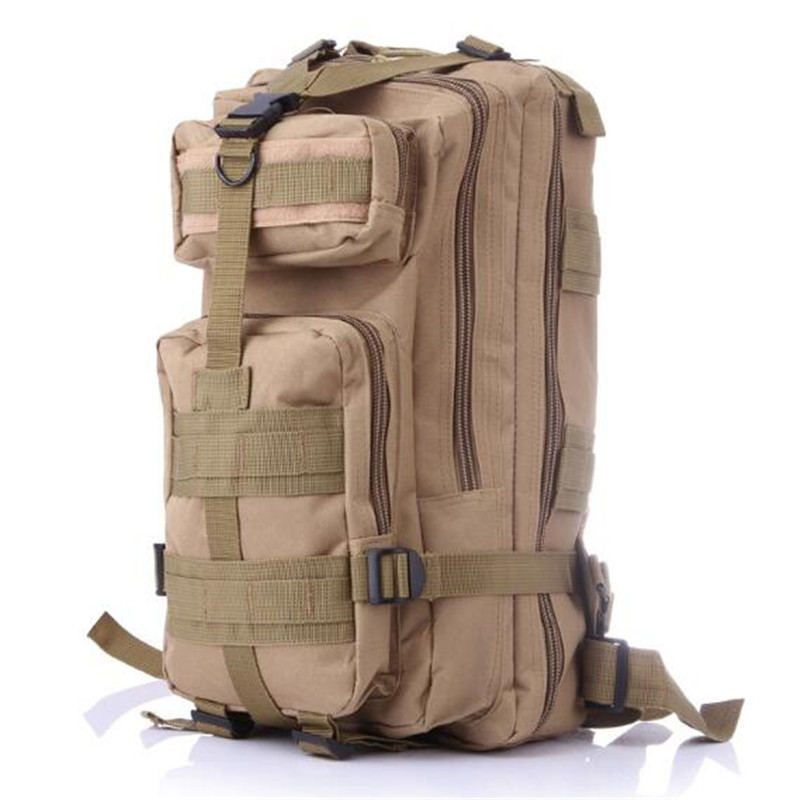 30L Outdoor Military Molle Tactical <font><b>Bag</b></font> Rucksack Backpacks Vintage Hiking Camping Hiking Camouflage Travel <font><b>Bags</b></font>