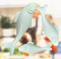 Resinous fish wall decoration decorative stereoscopic living room television background wall hanging household Home wedding dies