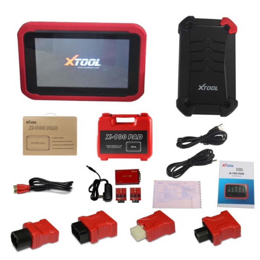 XTOOL X-100 PAD Tablet 19