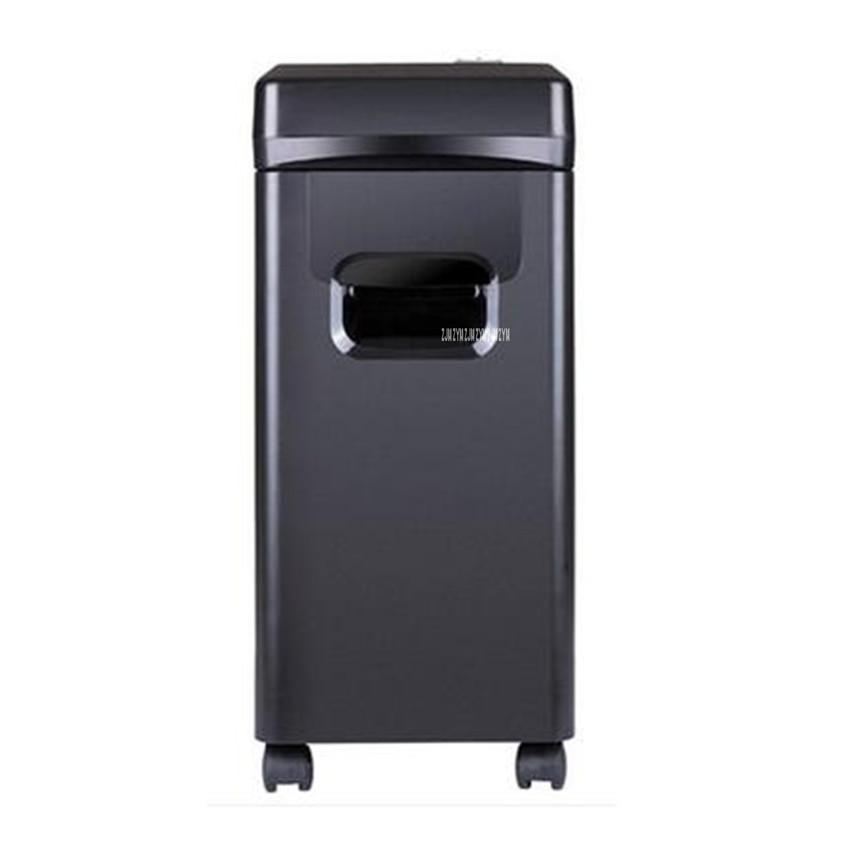 AS121 shredder high quality household office shredder electric mute power grinder shredder цена