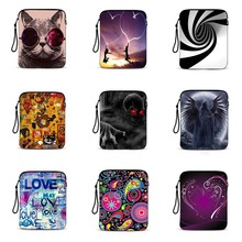 купить waterproof laptop sleeve 10 tablet Protective Case 10.1 soft notebook bag 9.7 computer pouch Cover For ipad air 2 case IP-hot1 дешево