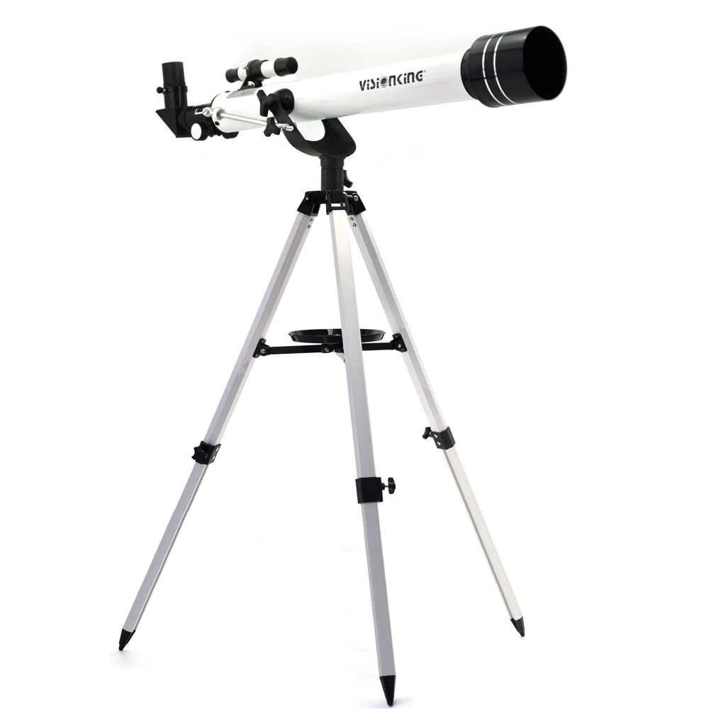 Visionking 70060mm Refractor Astronomical Telescope Sky Observation Moon Planet Jupiter Powerful Astronomy Watching With Tripod