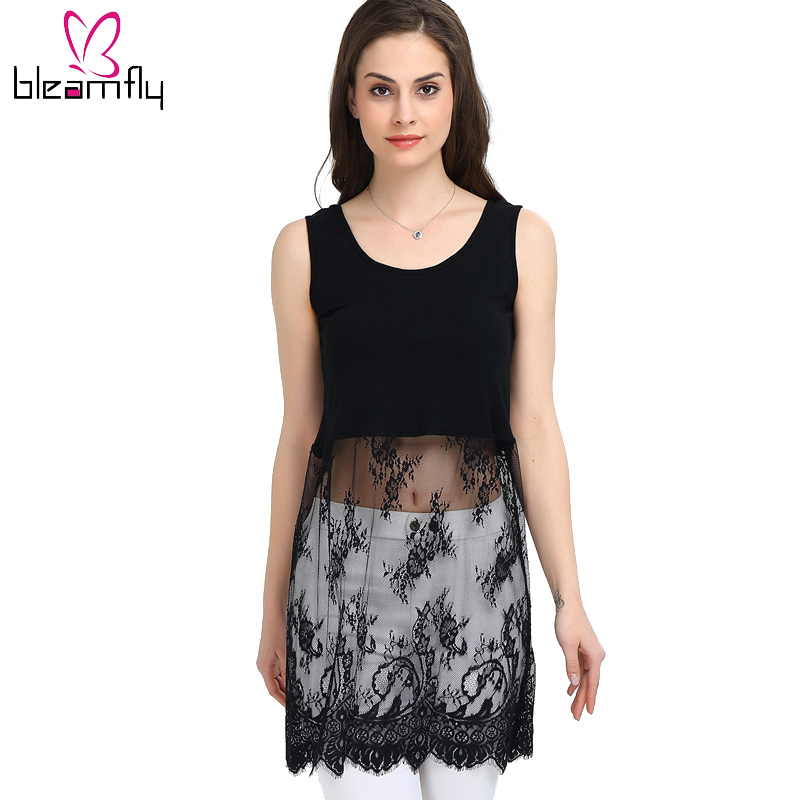 Lace Lolita Dress Mori Girl Basic Vintage Tunic White Black s