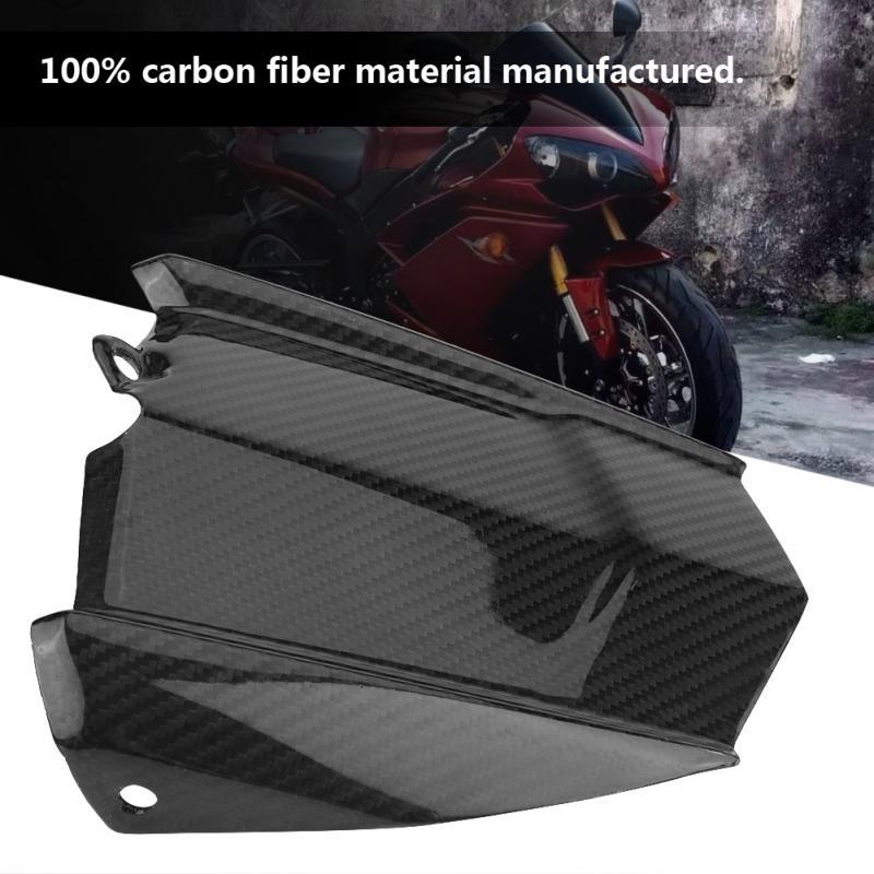 Carbon Fiber Motorcycle Rear Mud Flap Guard Mudguard Cover for Yamaha MT-09FZ-09 2014-2016Carbon Fiber Motorcycle Rear Mud Flap Guard Mudguard Cover for Yamaha MT-09FZ-09 2014-2016