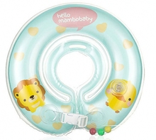 Infant Neck Floating Ring Baby Swimming Ring  0-2 years Baby Inflatable Neck Swimming Circle Baby Swimtrainer  Accessories