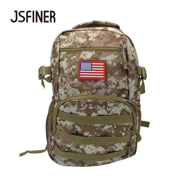 e735709d30 JSFINER Large Capacity Military Backpack Men Fashion Army Camouflage Backpacks  School Bags for Teenagers Backpacks