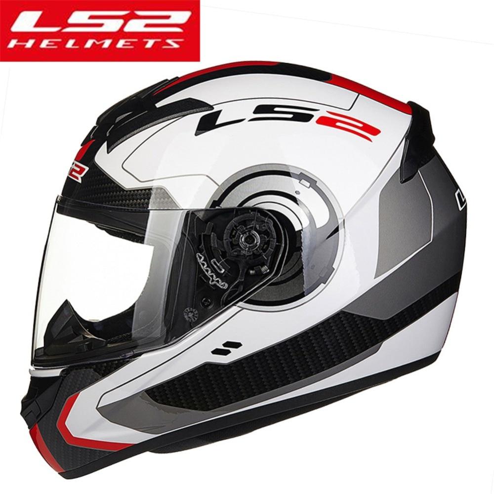 Us 85 0 Ls2 Helmets Full Face Motorcycle Helmet Ff352 Solid Black 20 Grahpic Colors Man Women Moto Racing Casco Capacete Ls2 Helmets In Helmets From