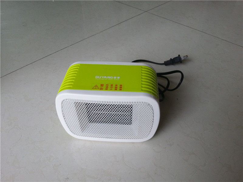 MinF01-11, free shipping, PTC Ceramic Space Heater Electric 220V 500W Warm Winter Mini desktop Fan Heater Forced Home , цена и фото