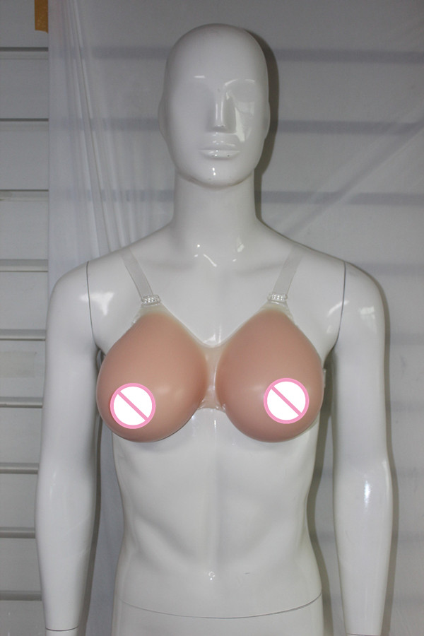 Free Delivery 1400g/pair Fake Silicone Breasts Forms Artificial Big Boobs for Drag Queen New Design Huge Silicone Breast Bra  free delivery cheap price promotional 1400g pair plump sexy fake silicone breasts forms for cross dressers or women enlarge