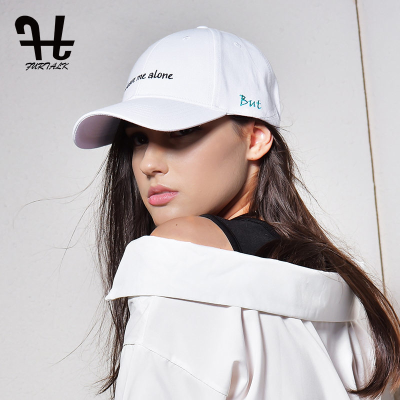 Furtalk Wholesale Fashion Spring Cotton Cap Baseball Cap Snapback Hat Summer Cap Hip Hop Fitted Cap Hats For Men Women new fashion suede fabric breathable warm baseball cap women hats for men trucker cap snapback winter hat for women b358