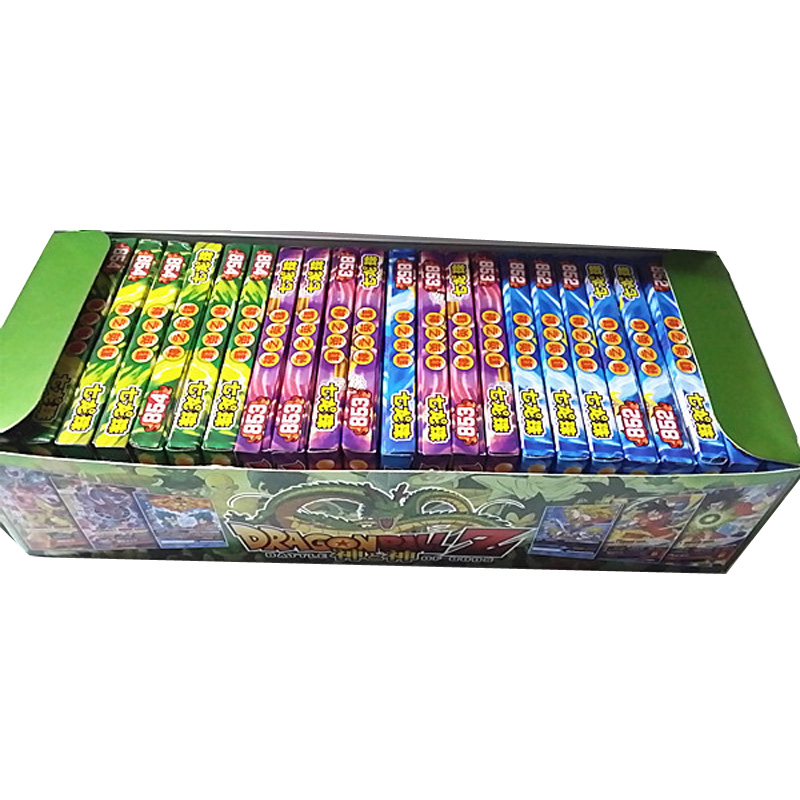 408pcs/lot Dragon Ball Z Cards  Super Saiyan Goku Vegeta Freeza Collection Cards Dragon Ball Z Action Figure Cards Kid Gift Toy