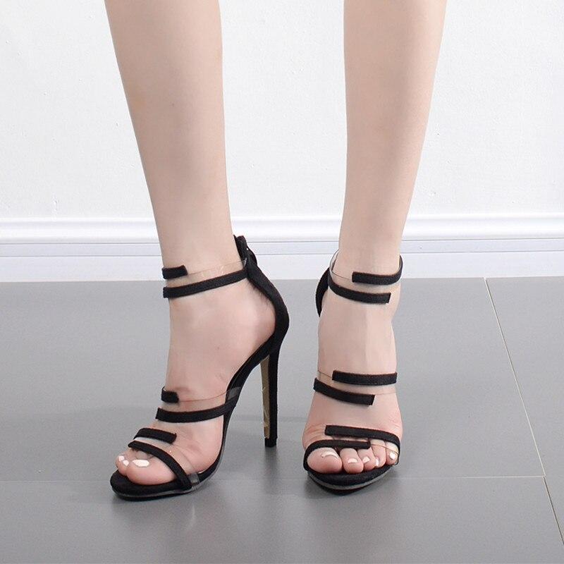 b11fcc99cba7 MeiLiKeLin Luxury Sandals Women Gold Sandals High Heels Classic Chaussures  Femmes Sandales Talons Chaussure Sandale ete Femme USD 22.35-24.33 pair