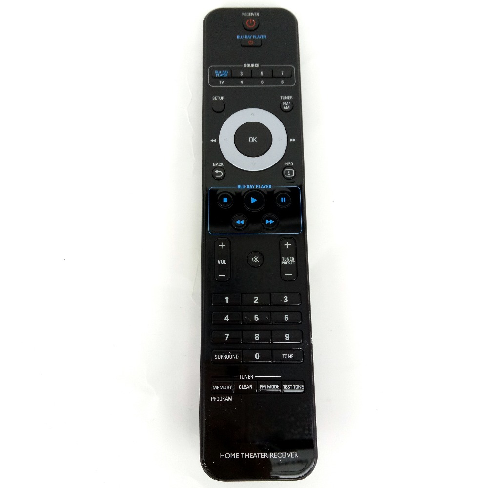 REMOTE control NEW FOR PHILIPS RC2224103 01 font b HOME b font THEATER RECEIVER FOR HTS8140