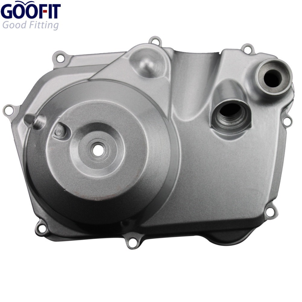 GOOFIT Right Side Engine Motor Case Casing Cover for 50cc- 125cc Dirt Bikes Atvs Go Karts Pit Bike Quad ACCESSORY K077-042 koy k077