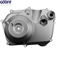 GOOFIT Right Side Engine Motor Case Casing Cover for 50cc 125cc Dirt Bikes Atvs Go Karts Pit Bike Quad Accessory K077 042