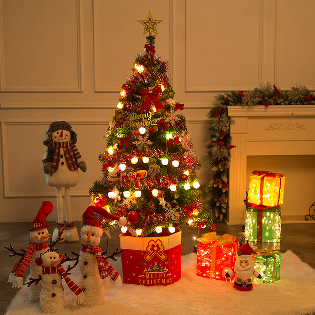 1 5m Christmas Tree Package Christmas Decoration Store Decoration