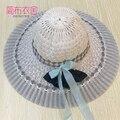 Летний Пляж Шляпы Для Женщин женская 1 USD Европа Цветочные