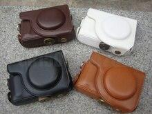 Кожа цифровой Камера чехол сумка для ПУ Камера сумка Камера случае костюм для Nikon P310 P300 черный и коричневый