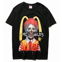 Harajuku Men T Shirt Fashion 2019 Punk Gothic Tshirt Man Punk oversized t shirt Camisetas Hombre De Marca American Style 40DT117
