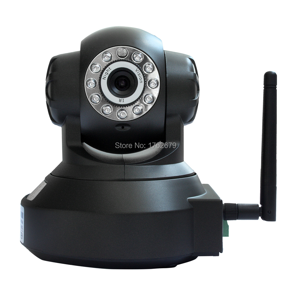 HD 1280*720P H.264 1.0MP robot mini wireless ip camera wifi cctv security support TF/Micro sd card onvif p2p IR night vision цена