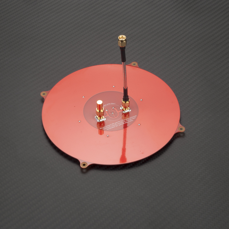 1PCS RJX Hobby 5.8 GHZ 14 dbi Triple Feed Patch Antenna Fixed-wing Voyage Patch Antenna 5.8G Image Transfer L/R for RC Drone afaque karim harsh yadav and aloka sinha liquid crystal based patch antenna