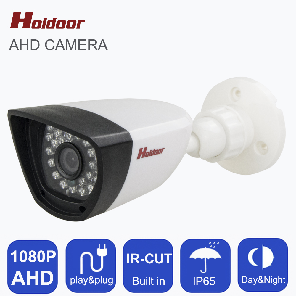 AHD 1080P Home Surveillance Video Security Camera CCTV IR Night Vision AHD Cam with 24pcs LEDs home use analog Surveillance came