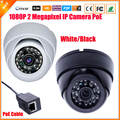 48V PoE IP Camera 1/2.8'' SONY IMX322 CMOS Sensor HI3516C FHD 1080P IP Camera PoE Mini Dome Indoor Camera IP 2 Megapixel Camera