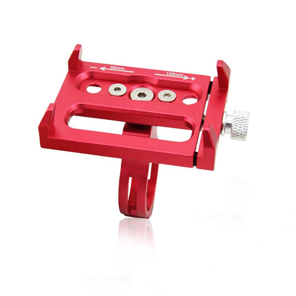 Pince d'adaptateur de support de téléphone portable de mandrin aigle tout métal pour téléphone 50mm-100mm pour vélo motos vélos électriques