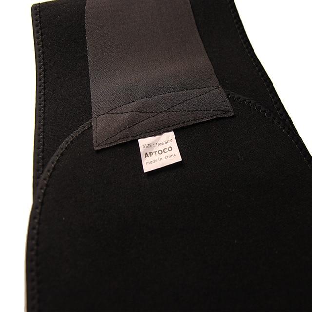 Adjustable Waist Trimmer Sweat Slimming Belt Fat Burner Body Shaper Slim Body Burn Exercise Girdle . 4