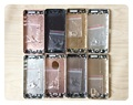 Пользовательские IMEI Полный шасси Для iphone 5 5g/5s iphone5 назад жилищного Как SE металлического сплава крышка батарейного отсека Golden Rose