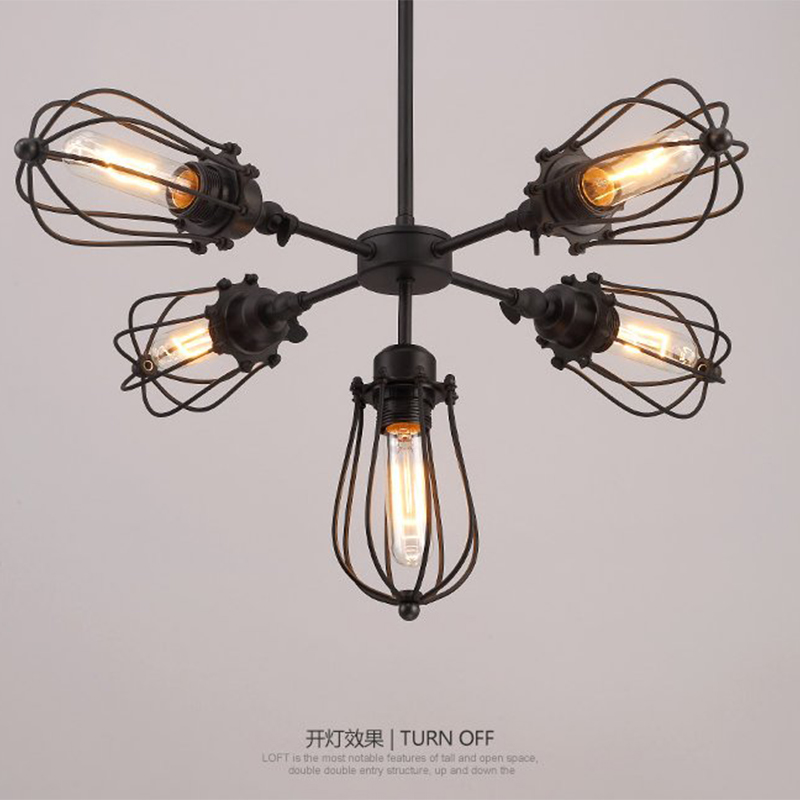 Perfect Rustic Wire Pendant Lights Image Collection - Electrical and ...