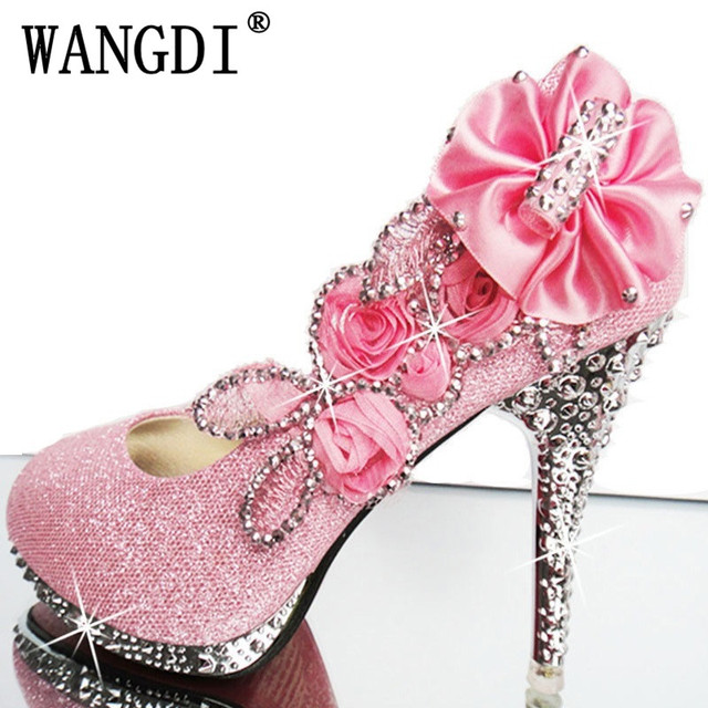 16 colors wedding shoes white beautiful vogue lace flowers crystal 16 colors wedding shoes white beautiful vogue lace flowers crystal party shoes 8cm10cm high mightylinksfo