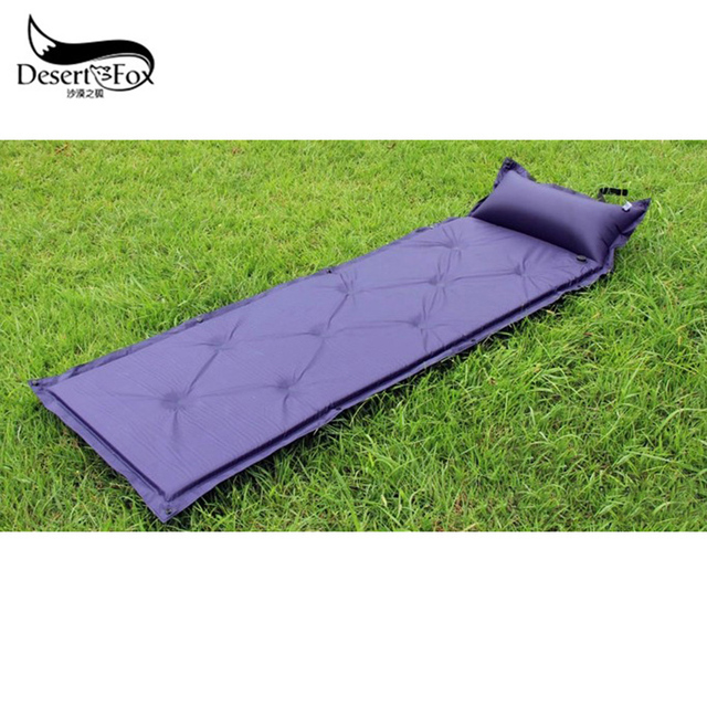 desertfox 180 57 3 air matelas gonflable matelas plage tapis auto gonflable camping matelas lit. Black Bedroom Furniture Sets. Home Design Ideas