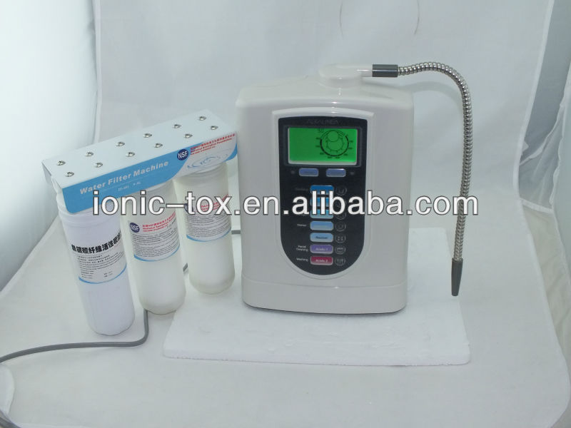 water ionizer machine WTH-803 office or home use water ionizer