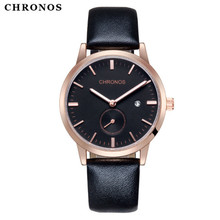 Fashion Men Watches 2019 Luxury Brand With Date New Wristwat