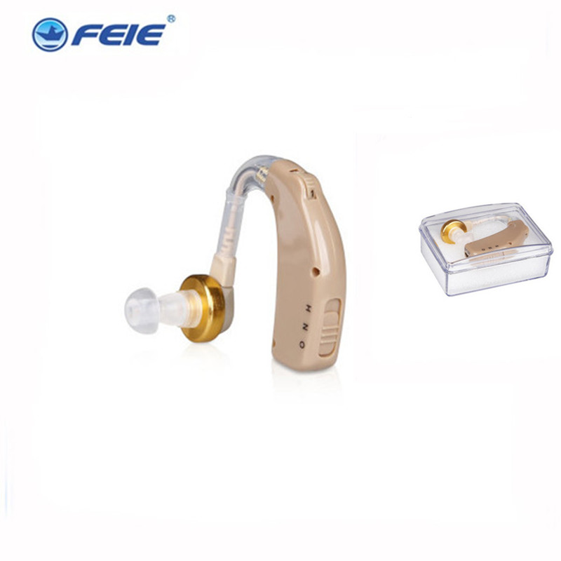 Headset Deaf Cheap USB Rechargeable Hearing Aid Aids C-108 Ear Listening Device Mini  Sordos Hearing Aid US Plug Free ship s 109s rechargeable ear hearing aid mini device sordos ear amplifier hearing aids in the ear for elderly apparecchio acustico