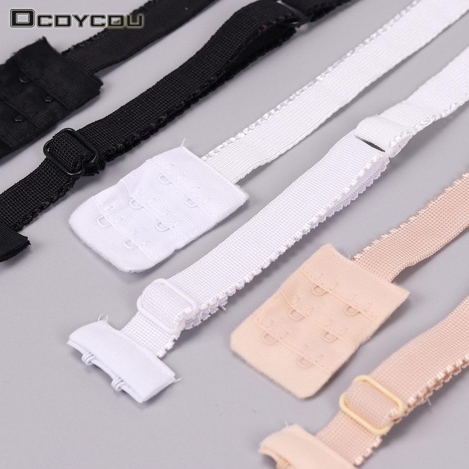 1PC Adjustable Backless Bra Strap Adapter Converter Fully Extender Hook Womens Fashion Bra Strap Adapter