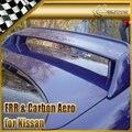 ЭПР Для Nissan Skyline R32 GTR OEM GTR FRP Стекловолокна Спойлер Крыло Стайлинга Автомобилей