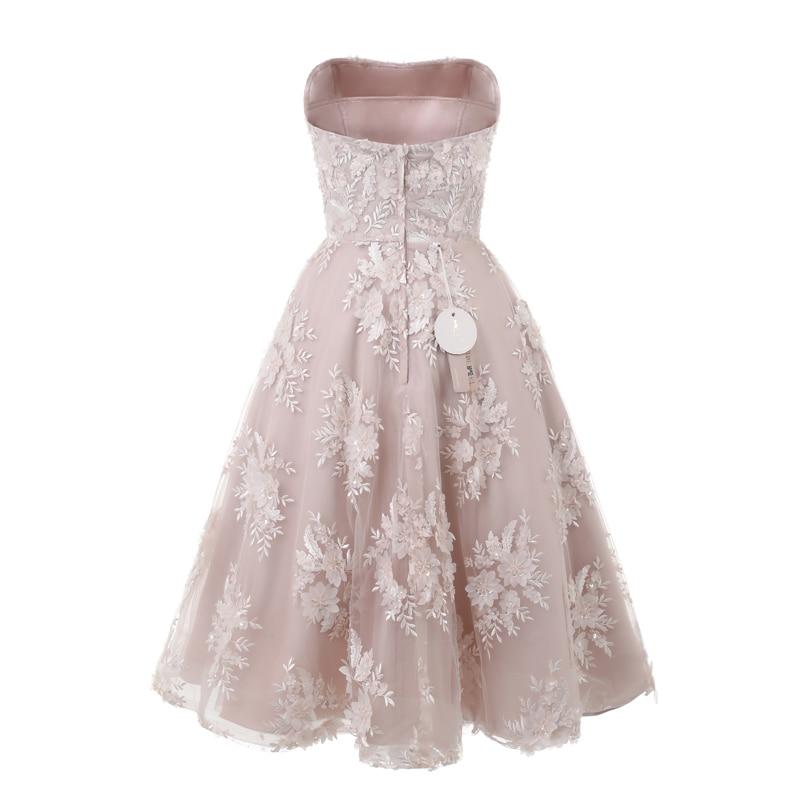 Κεντημένα νυφικά Φορέματα Νυφικά - Γαμήλια φορέματα - Φωτογραφία 5
