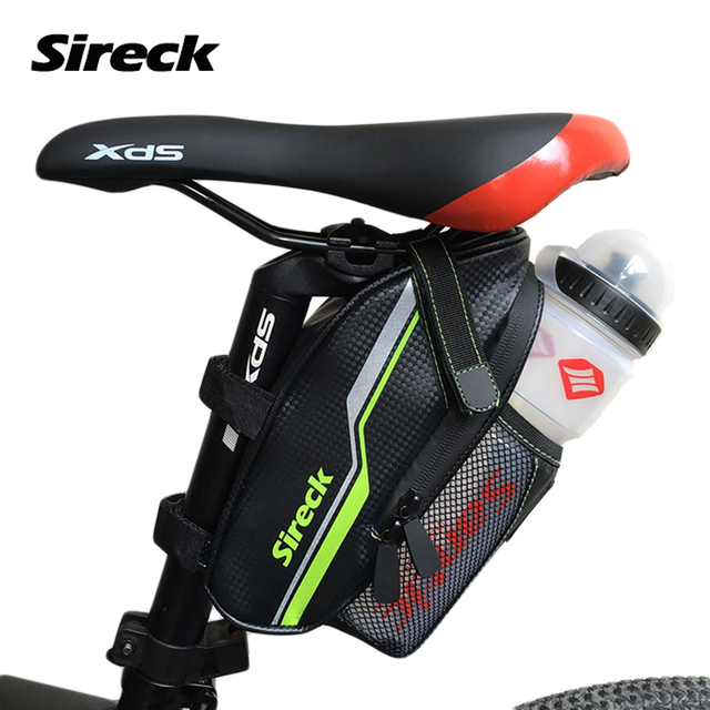 Sireck Bike Saddle Bag 2018 Mountain Road Bicycle Rear Seat Panniers Dh Cycling