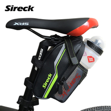Sireck Bike Saddle Bag 2018 MTB Mountain Road Bicycle Bag Rear Seat Bag Panniers DH Cycling Bag Accessories Bisiklet Aksesuar