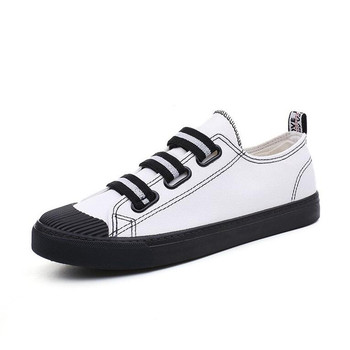 Hot Sale Men Canvas Shoes Classic Band Popular Style Slip-On Light Fashion Breathable Sneakers Vulcanized Shoes For Man