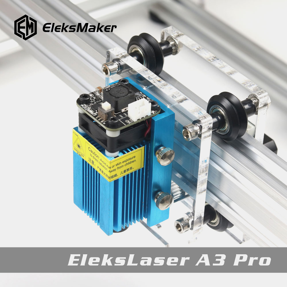 US $235 0 |EleksMaker EleksLaser A3 Pro Laser Engraving Machine CNC Laser  Printer-in Wood Routers from Tools on Aliexpress com | Alibaba Group