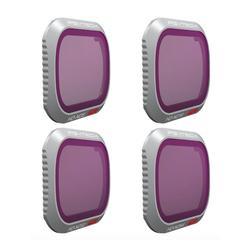 PGYTECH  ND Filters Set ND8+ND16+ND32+ND64 & ND128+ND256+ND1000 Profesional Version Filter for DJI Mavic 2 PRO Drone Accessories