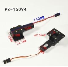 PZ 15094 w Metal Block Electric Retract servoless Landing Gear For RC Airplane
